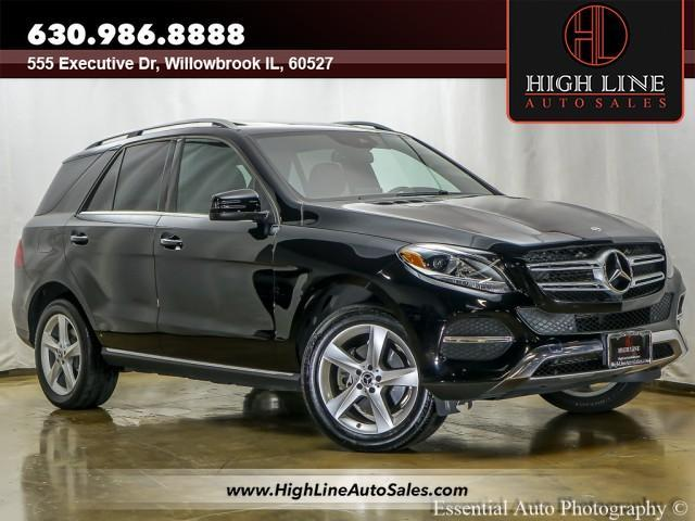 used 2018 Mercedes-Benz GLE 350 car, priced at $34,775