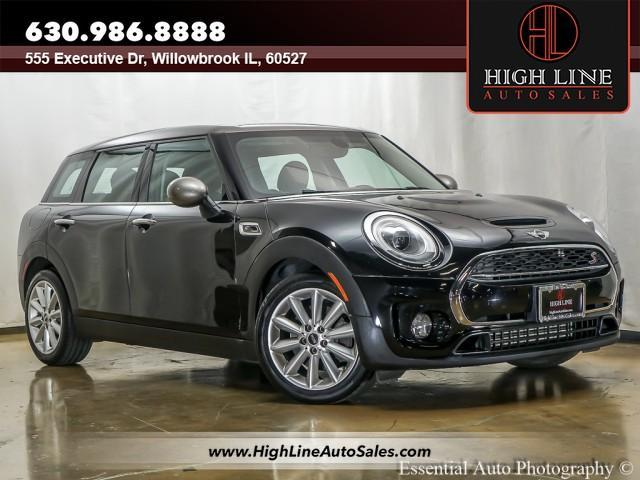 used 2017 MINI Clubman car, priced at $17,995