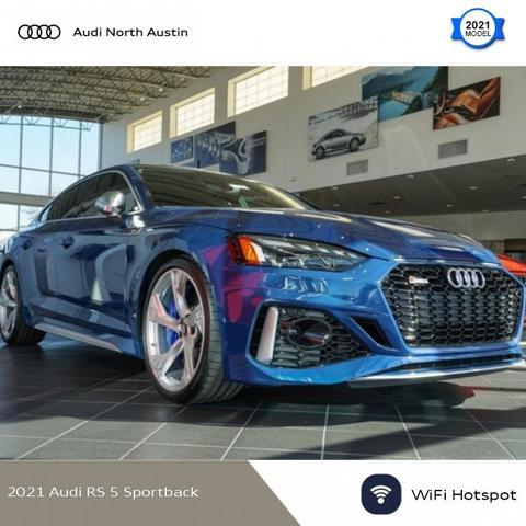 new 2021 Audi RS 5 car, priced at $96,945