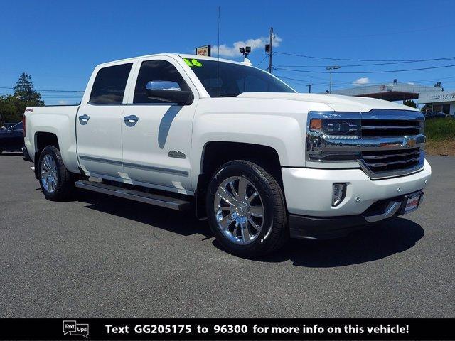 used 2016 Chevrolet Silverado 1500 car, priced at $38,540