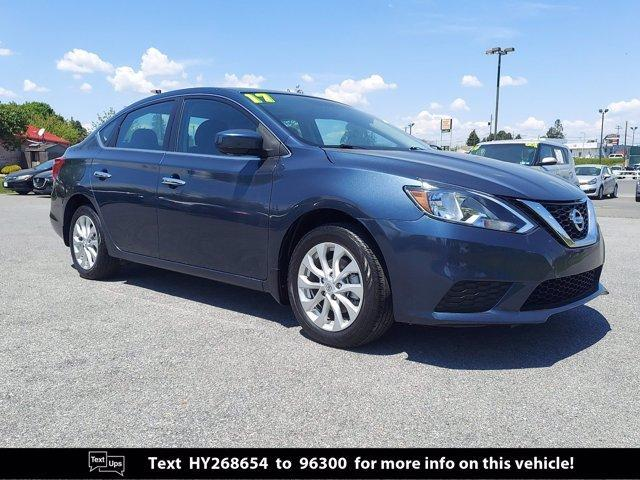 used 2017 Nissan Sentra car, priced at $14,842