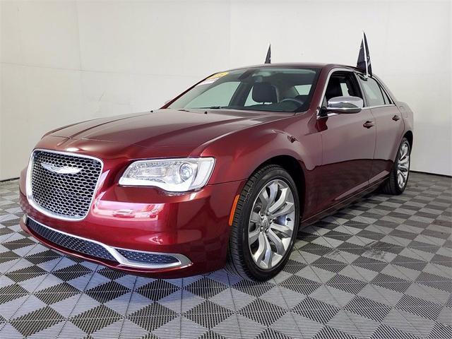 used 2018 Chrysler 300 car, priced at $21,500