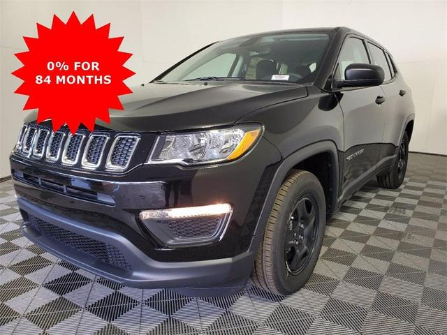 new 2021 Jeep Compass car, priced at $21,758