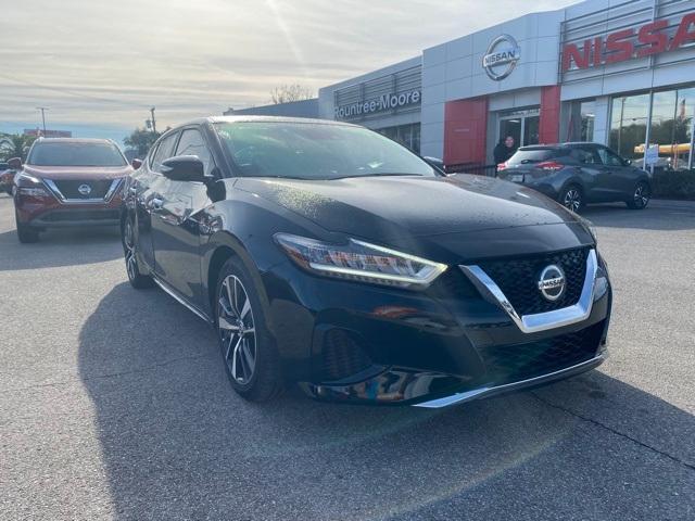 new 2021 Nissan Maxima car, priced at $38,625