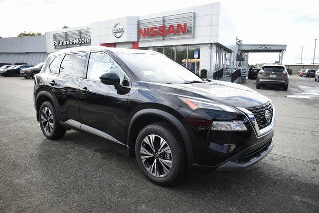 new 2021 Nissan Rogue car, priced at $29,225