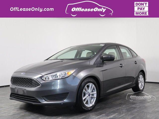 used 2018 Ford Focus car, priced at $15,999
