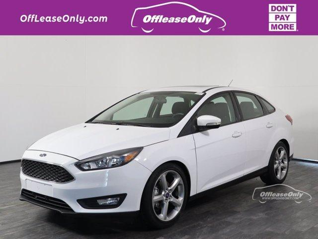 used 2017 Ford Focus car, priced at $15,999