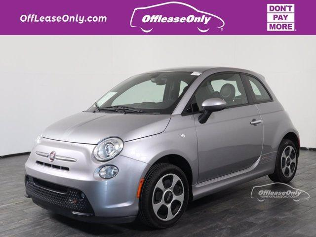 used 2017 FIAT 500e car, priced at $11,999
