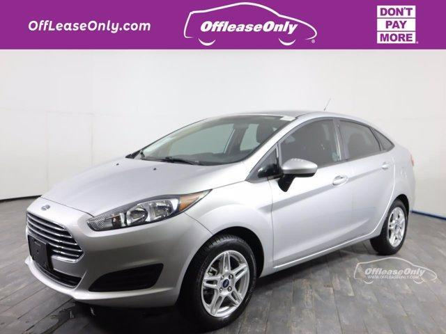 used 2019 Ford Fiesta car, priced at $15,499