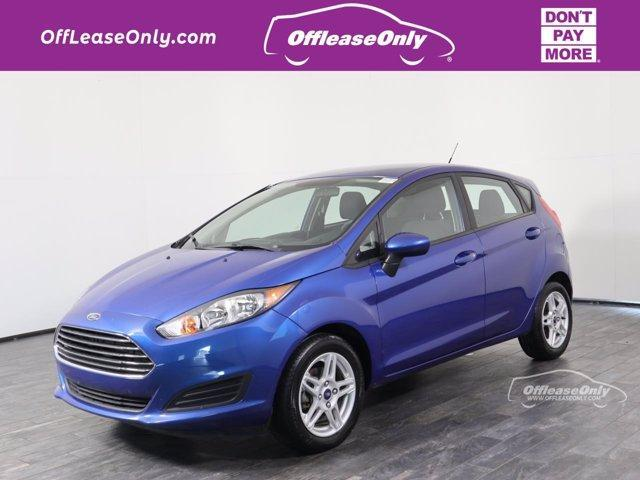 used 2018 Ford Fiesta car, priced at $12,999