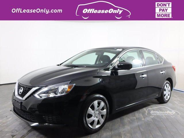 used 2017 Nissan Sentra car, priced at $14,999