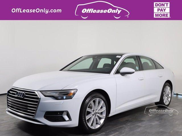 used 2019 Audi A6 car, priced at $39,499