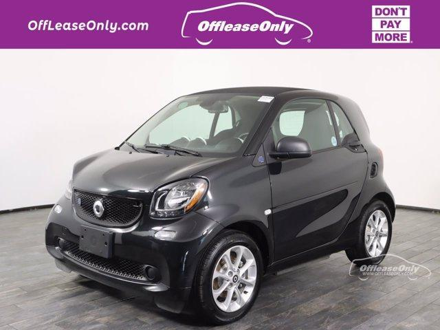 used 2019 smart EQ ForTwo car, priced at $12,499