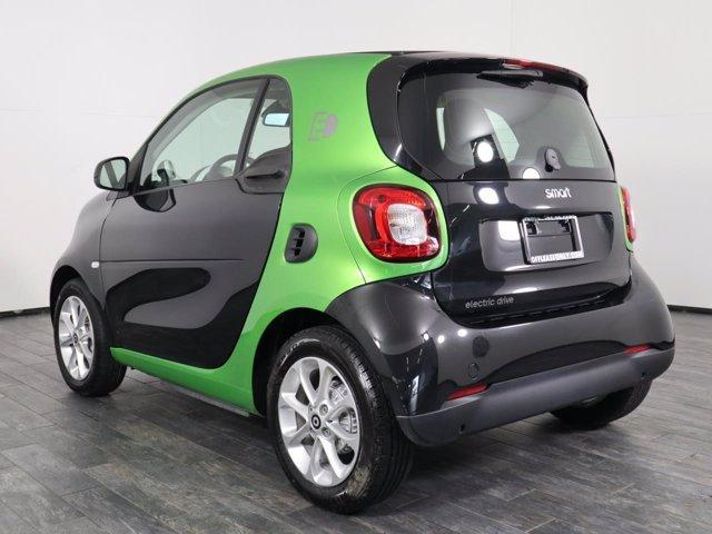 used 2018 smart ForTwo Electric Drive car, priced at $9,999