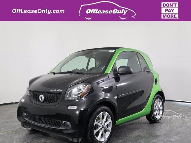 used 2018 smart ForTwo Electric Drive car, priced at $9,749