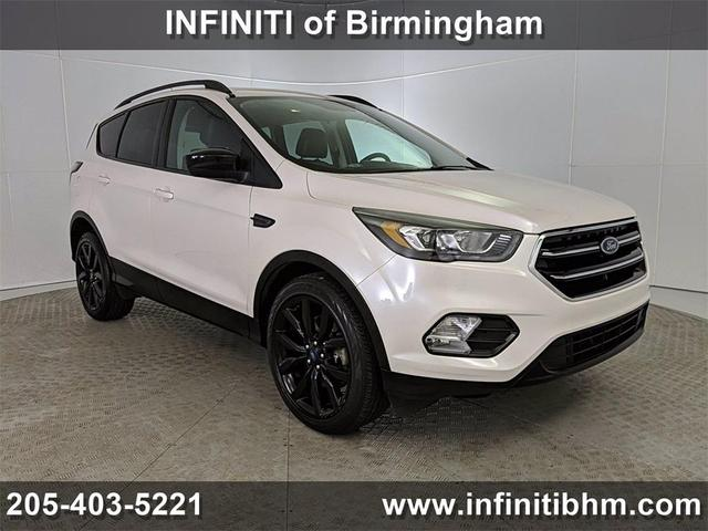 used 2017 Ford Escape car, priced at $21,292