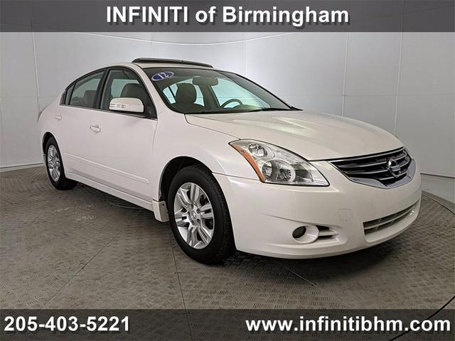 used 2012 Nissan Altima car, priced at $7,989