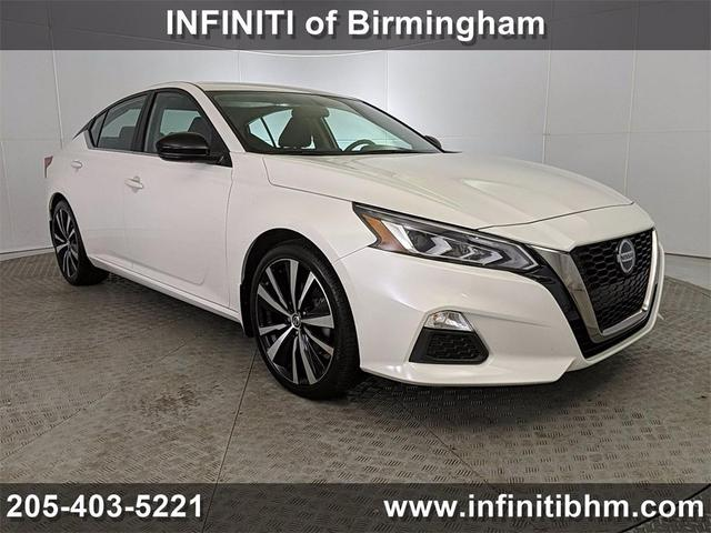 used 2019 Nissan Altima car, priced at $27,303