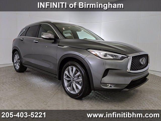 new 2021 INFINITI QX50 car, priced at $43,945