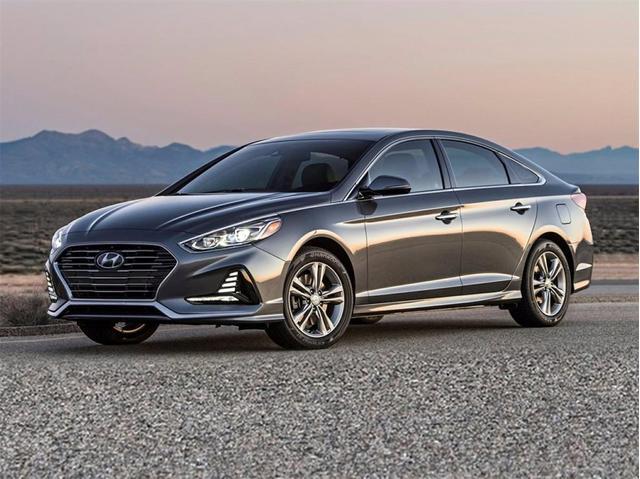 used 2019 Hyundai Sonata car, priced at $25,995