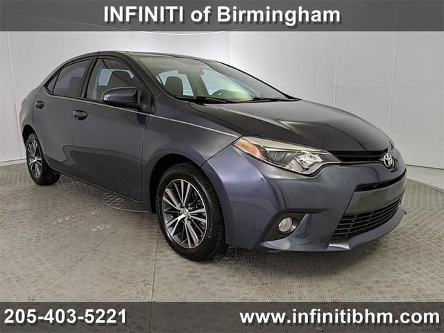 used 2016 Toyota Corolla car, priced at $16,591