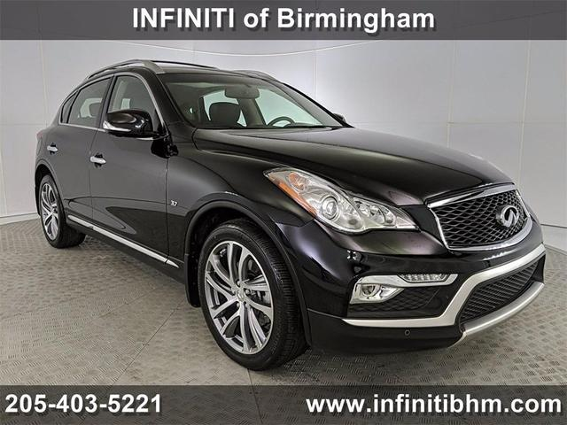 used 2017 INFINITI QX50 car, priced at $31,595