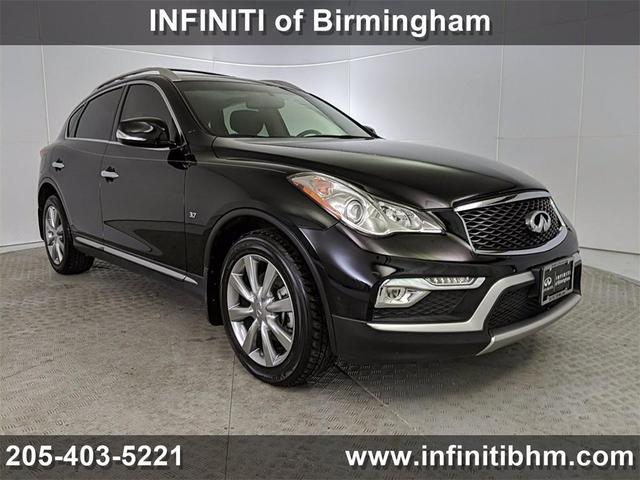 used 2017 INFINITI QX50 car, priced at $26,763