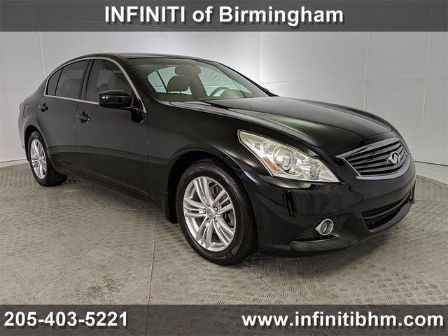 used 2011 INFINITI G37x car, priced at $13,995