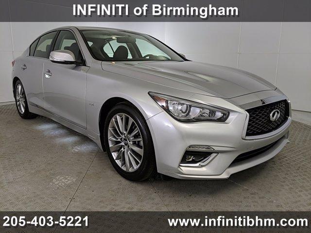 used 2018 INFINITI Q50 car, priced at $30,538