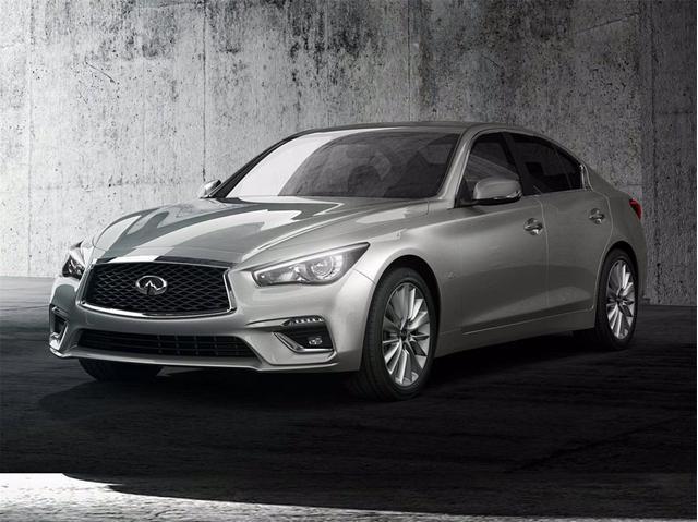 new 2021 INFINITI Q50 car, priced at $51,960
