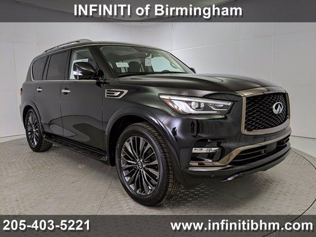 new 2021 INFINITI QX80 car, priced at $77,440