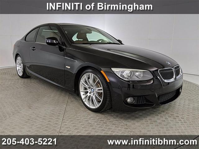 used 2013 BMW 335 car, priced at $17,081