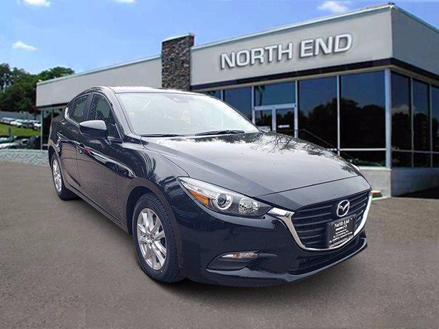 used 2018 Mazda Mazda3 car, priced at $17,987