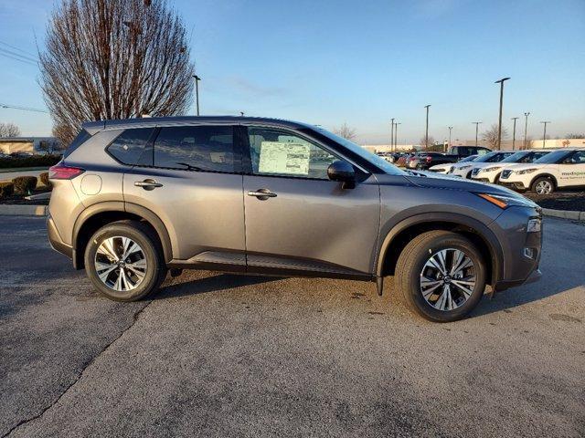 new 2021 Nissan Rogue car, priced at $28,763