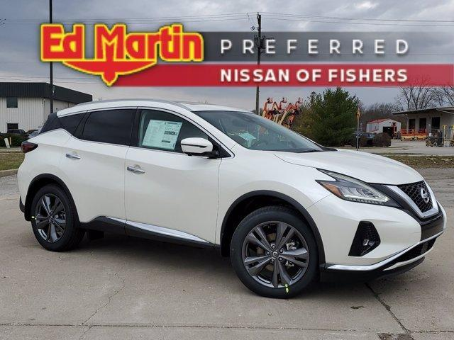 new 2021 Nissan Murano car, priced at $41,944