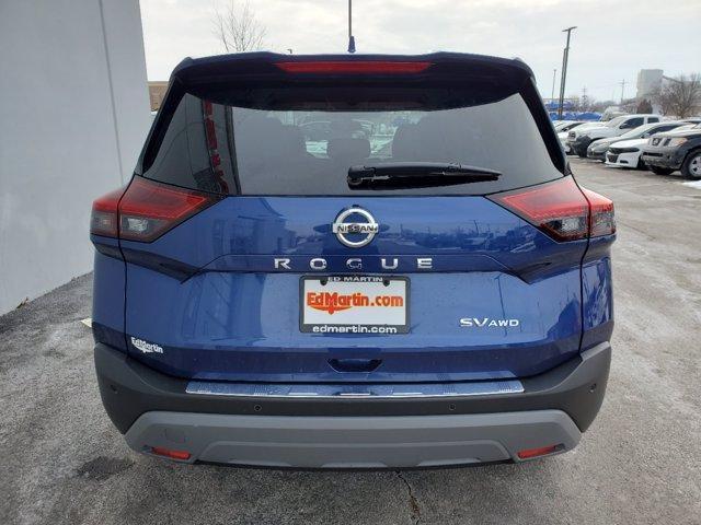 new 2021 Nissan Rogue car, priced at $31,960