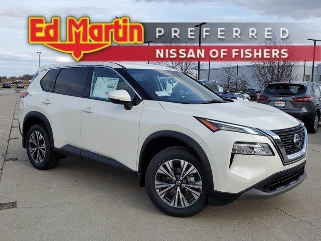 new 2021 Nissan Rogue car, priced at $29,271