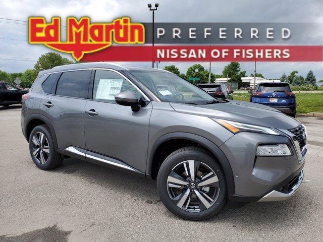 new 2021 Nissan Rogue car, priced at $38,165