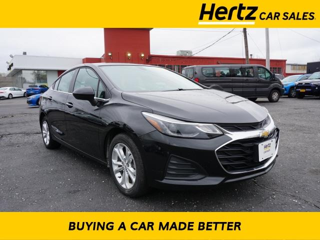 used 2019 Chevrolet Cruze car, priced at $14,299