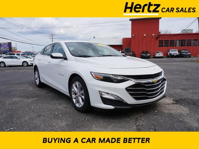used 2019 Chevrolet Malibu car, priced at $16,799