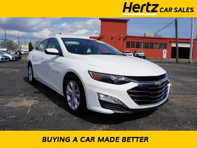 used 2019 Chevrolet Malibu car, priced at $16,999