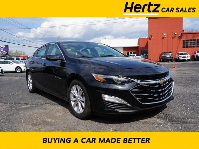 used 2019 Chevrolet Malibu car, priced at $16,699