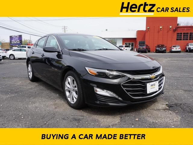 used 2019 Chevrolet Malibu car, priced at $16,899