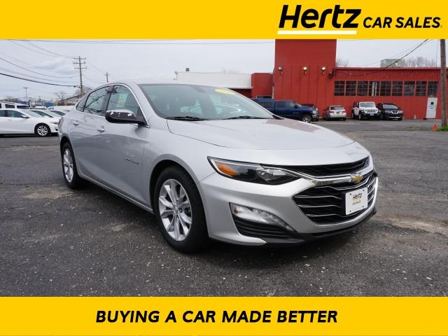 used 2019 Chevrolet Malibu car, priced at $16,299