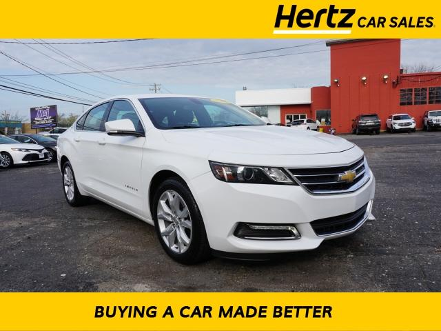 used 2019 Chevrolet Impala car, priced at $19,199