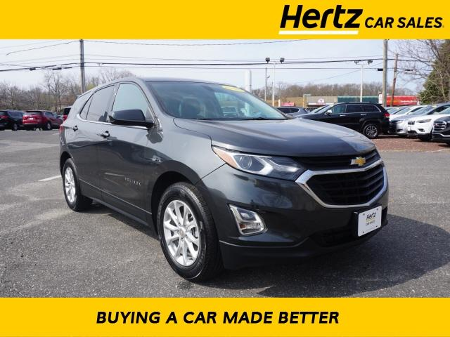 used 2019 Chevrolet Equinox car, priced at $18,899