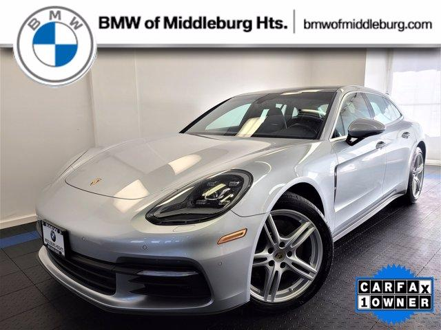 used 2018 Porsche Panamera car, priced at $81,595