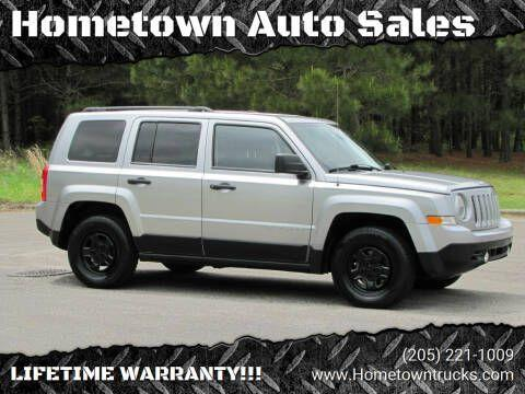 used 2016 Jeep Patriot car, priced at $14,950