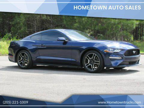 used 2018 Ford Mustang car, priced at $29,985