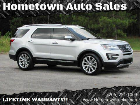 used 2016 Ford Explorer car, priced at $23,985